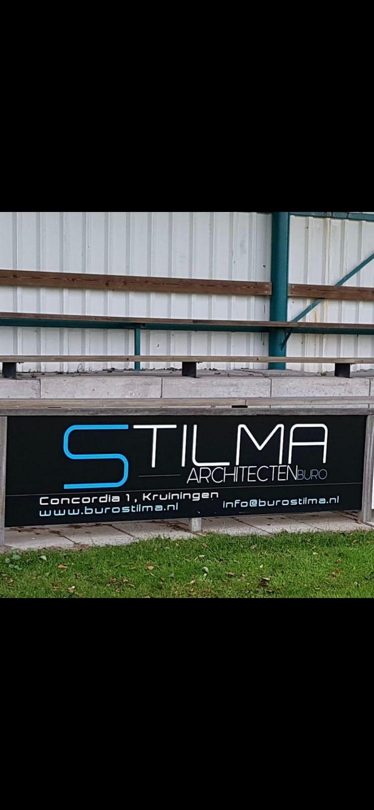 Nieuwe sponsor, Stilma Architecten bureau