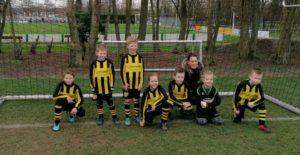 Wat deden de Kruiningen teams dit weekend? 8 Februari 2020